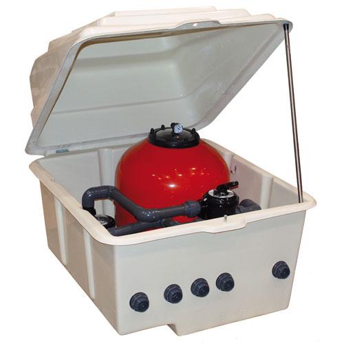 Accesorios para piscina productos bombas hasa for Caseta depuradora piscina