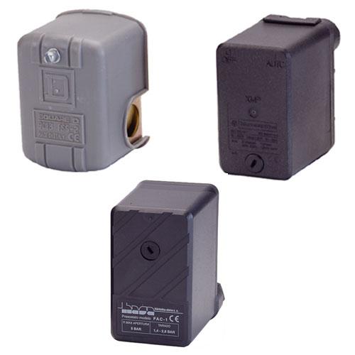 Accesorios para bombas de aguas limpias productos for Presostato bomba agua