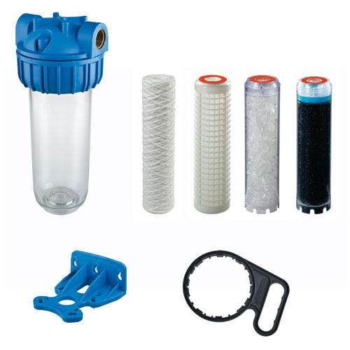 Cartuchoskit filtros para agua productos bombas hasa for Filtros de agua para piscinas